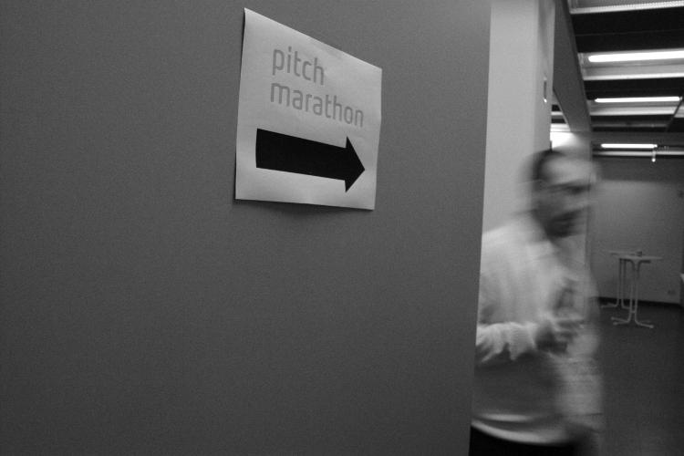 Pitch Marathon - Investieren in die Ideen von morgen